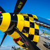 P-51 Mustang  propeller detail