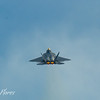 F-22 Rapter After Burners