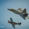 P-51 and F22