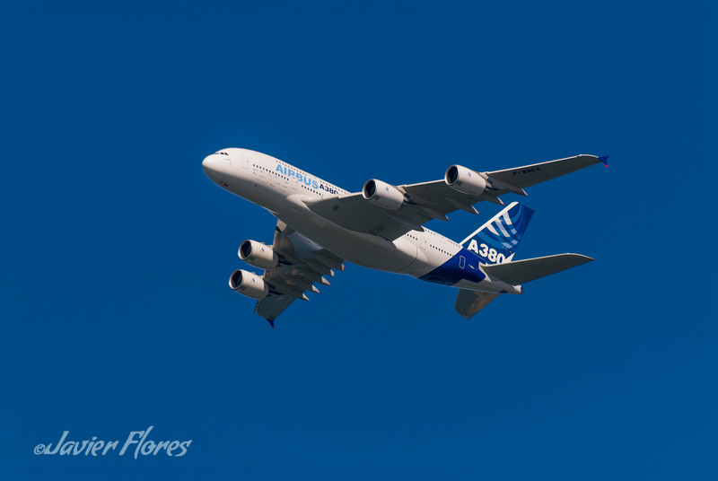Firts Airbus A380