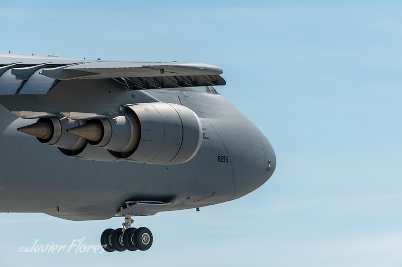 Lockheed C-5 G Super Galaxy