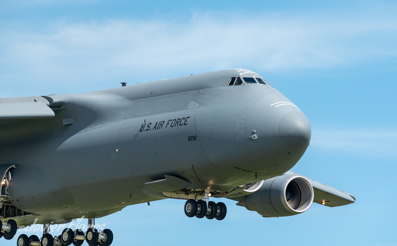 Lockheed C-5 G Super Galaxy