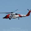 USCG Sikorsky HH-60 Jayhawk (Coast Guard version of a Blackhawk) helicopter 6036, Belmar NJ 08-29-11