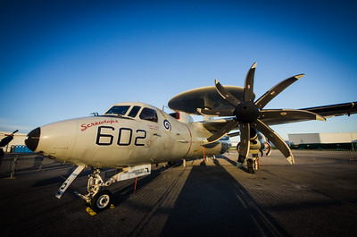 E-2D Super Hawkeye - 2014 Melbourne Air Show