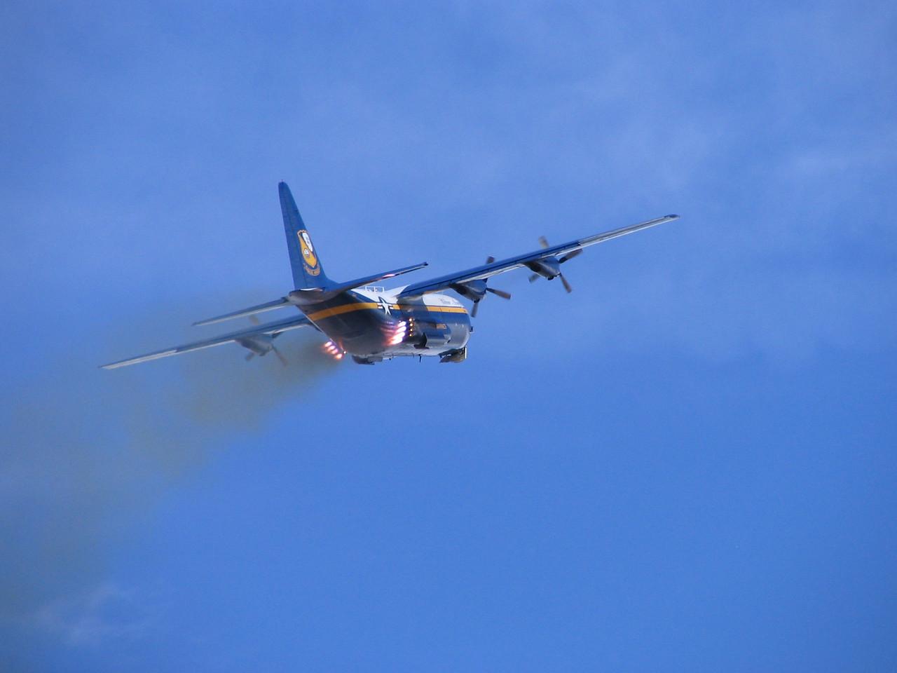 JATO Takeoff