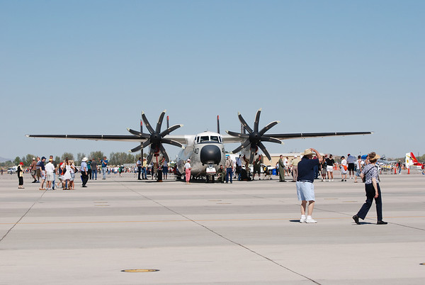 The C-2A Unfurled...