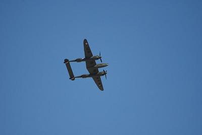"""P-38 """"Glacier Girl"""""""