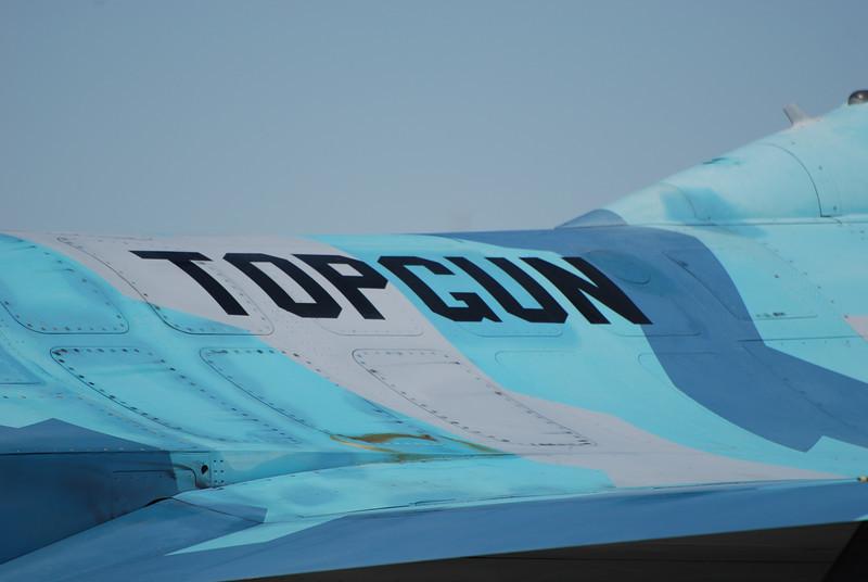 The New TOPGUN F-16s