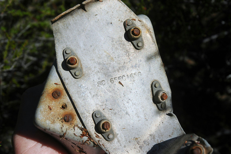 Think that this might be from a piece of radio equipment.