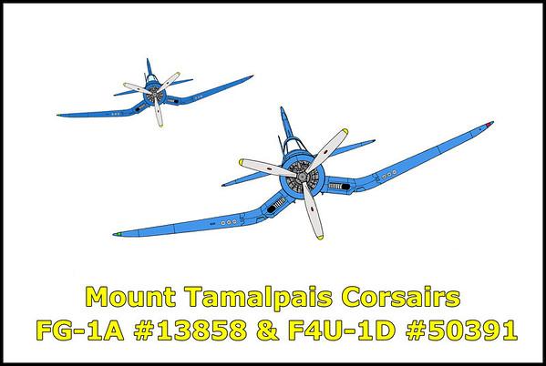 Mount Tamalpais Corsairs 10/8/11