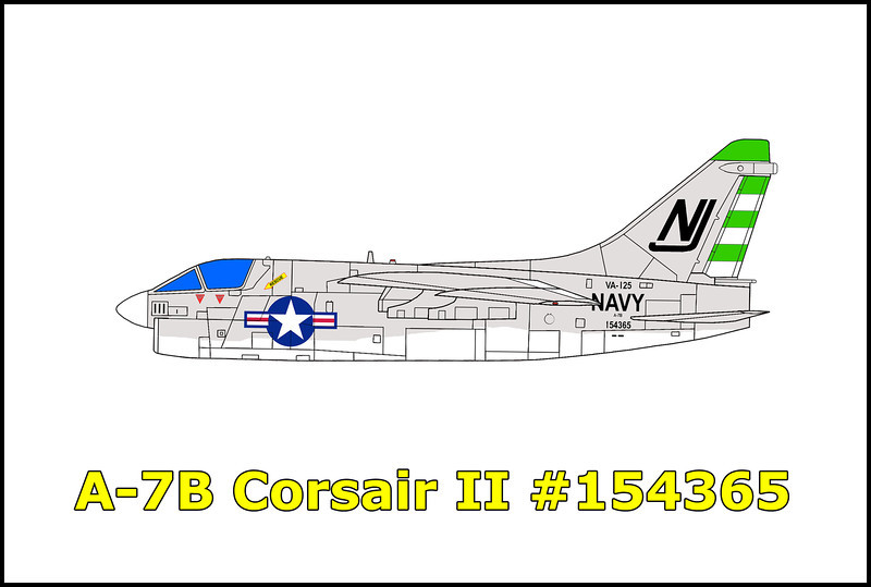 "On June 14, 1971, Navy LTJG William Bruce DeGroff was undergoing Fleet Replacement Pilot training in the Ling-Temco-Vought A-7B Corsair II BuNo 154365, attached to the VA-125 at the Lemoore Naval Air Station. The flight was to be a three hour ""Sandblower"" introducing full system navigation by combining previous experience gained in visual low level navigation with hooded low level radar navigation and weapon delivery. It stresses accurate VFR and radar navigation, timing and weapon delivery. On this flight, Lt Gerardy would follow in another aircraft as Instructor/Chase Pilot. <br /> <br /> LTJG DeGroff briefed the chase pilot on his navigation planning. Both discussed the conduct of the flight and special safety precautions indigenous to this flight. Following the brief the pilots manned their aircraft. Pre-flight, start and taxi was normal and the aircraft were airborne at 3:04pm. Upon reaching check point eleven, Gold Point, Nevada, LTJG DeGroff flew approximately seven miles past the check point before turning left to a new course line. He was now well to the right of track. He apparently attempted to intercept the track line but flew through it and was now left of course. The chase pilot gave LTJG DeGroff two successive 20 degree right turns to get the aircraft back on track. Shortly after the second heading call the instructor pilot realized the flight was rapidly closing in on rising terrain. At this time he was 1000 feet abeam LTJG DeGroff's aircraft. He transmitted ""Pull it Up"" and ""Climb, climb, climb"", then took evasive action himself. DeGroff's aircraft impacted a steep hillside at approximately 300 KIAS and about 300 feet below the summit, 900 feet above the valley floor. Lt Gerardy didn't see the impact as he turned left to avoid hitting the hill himself but saw the fire ball spread up and over the hill. Lt Gerardy alerted SAR facilities and orbited the crash site until relieved. LTJG William Bruce DeGroff was killed in accident."