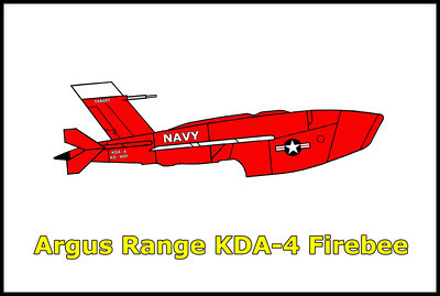 Argus Range KDA-4 Firebee 2/5/12