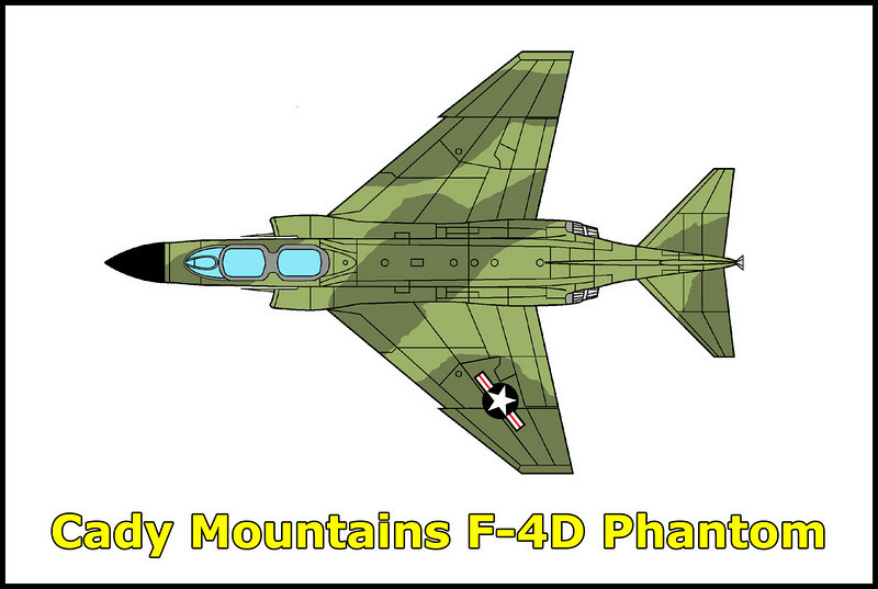 Started off looking for a A-4 Skyhawk in the Cady Mountains foothills north of the Twentynine Palms Marine Base and ended up finding a crash site of a F-4D Phantom. I got the GPS coordinates from a book. When I reached the spot there was no sign of a crash site. Just by luck I was able to find a F-4D site about a mile away.<br /> <br />  On 7/13/68, the F-4D #64-940 call sign Envy 88 crashed while on a delivery flight from Luke AFB, Arizona to George AFB, California. The aircraft was being transferred from Nellis AFB, Nevada to George AFB and had landed at Luke the preceding day. Upon engine start up for the planed solo flight from Luke AFB to George AFB, Major Samuel Bakke experience electrical difficulties. He was unable to bring both generators into proper operation. Because of the problems with the aircraft Major Samuel Bakke decided to fly to George AFB in formation with Captain Jack Thurman in his aircraft call sign Envy 86. During the flight Envy 88 had a flameout on both engines. At least two attempts were made to airstart the right engine and one on the left engine. Before any further airstarts attempts could be accomplished, Major Bakke determined that he was at 10,000 feet AGL, the recommended bailout minimum altitude in the pilot's handbook. Therefore he initiated the bailout sequence by pulling the lower ejection handle of his Martin Baker rocket seat. The pilot landed extremely hard and was picked up by a Marine helicopter on a local flight near the area and taken to the George AFB hospital. The F-4D impacted the desert left wing down with little forward velocity.