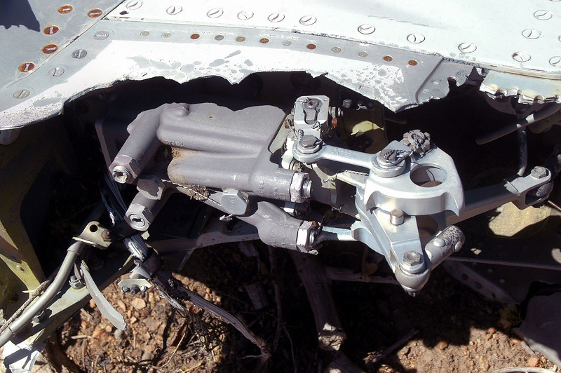 Better look at the actuator.