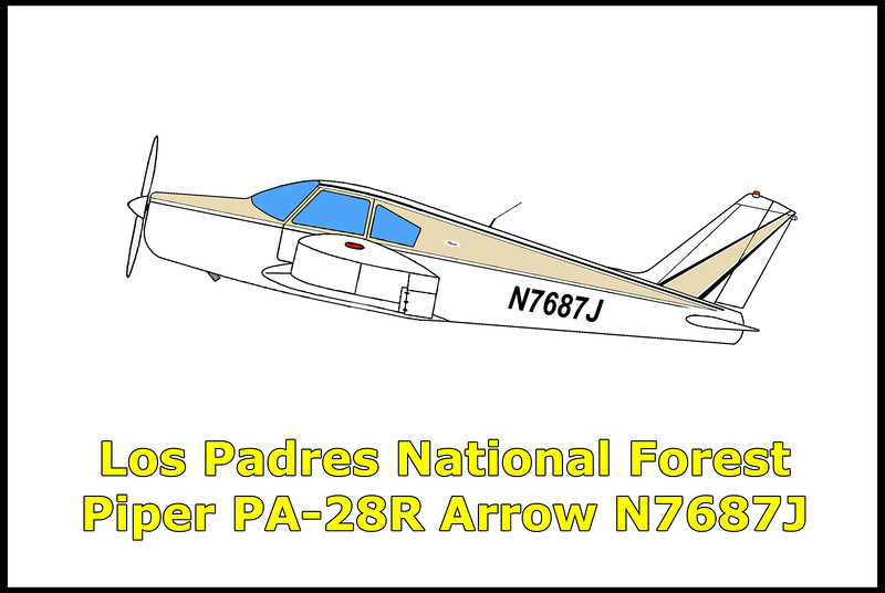 On 2/27/04, at 8:45pm, the Piper PA-28R-180, N7687J while on a flight from Long Beach, California to Sacramento, California, collided with mountainous terrain during a night cross-country flight while trying to avoid inclement weather. The pilot had recently received his private pilot's certificate and did not possess an instrument rating. The airplane impacted a 40 degree mountain slope at an elevation of 6,700 feet about 300 feet below the ridge. There were no preimpact airplane mechanical anomalies identified during the investigation. The National Transportation Safety Board determines the probable causes of this accident as follows: The pilot's continued visual flight into adverse weather conditions at night, which resulted in an in-flight collision with mountainous terrain. The pilot's failure to obtain preflight weather information for the route of flight was also causal.