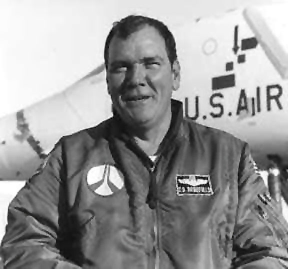 Rockwell test pilot Tommie D. Benefield was killed in the accident, pilot Maj. Richard V. Reynolds and flight engineer Capt. Otto J. Waniczek survived with severe injuries.
