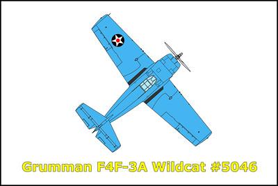 Grumman F4F-3A Wildcat #5046 2/25/15