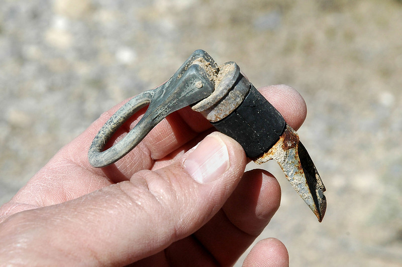This is an interesting looking plug, no idea where it was used.