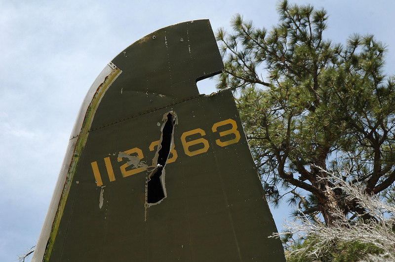 Number is clear on this side. The aircraft's S/N is 41-12363.