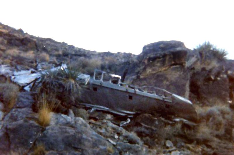 "Image by: Pat J. Macha  <a href=""http://www.aircraftwrecks.com"">http://www.aircraftwrecks.com</a>"