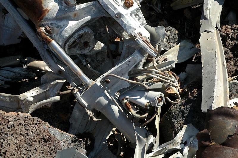 Landing gear's actuator.