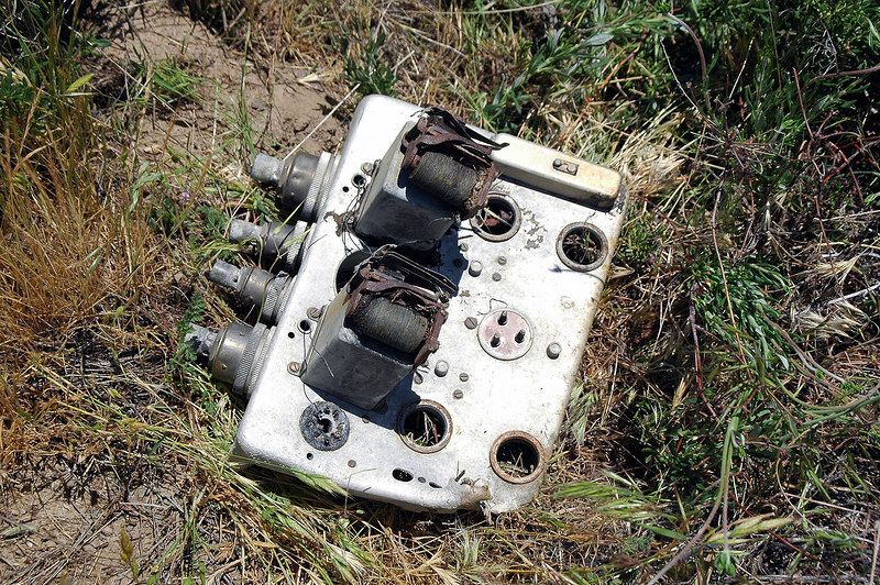 Don't know what this is, but it had relays on it.