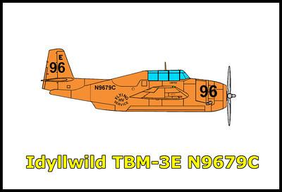 Idyllwild TBM-3E N9679C 3/3/12