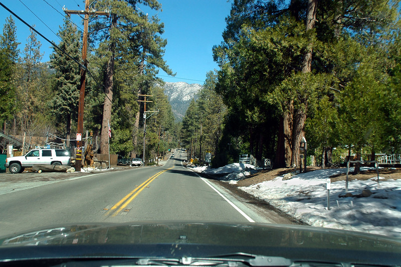 Driving back though the town of Idyllwild on the way home. There are a few more sites in the area that I hope to locate one of these days.<br /> <br /> THE END