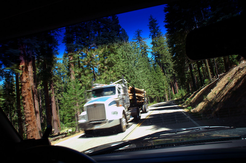 Driving in the Eldorado National Forest. I have a good idea of where some of the wreckage is located, but not sure how to reach the place where to start the hike from.