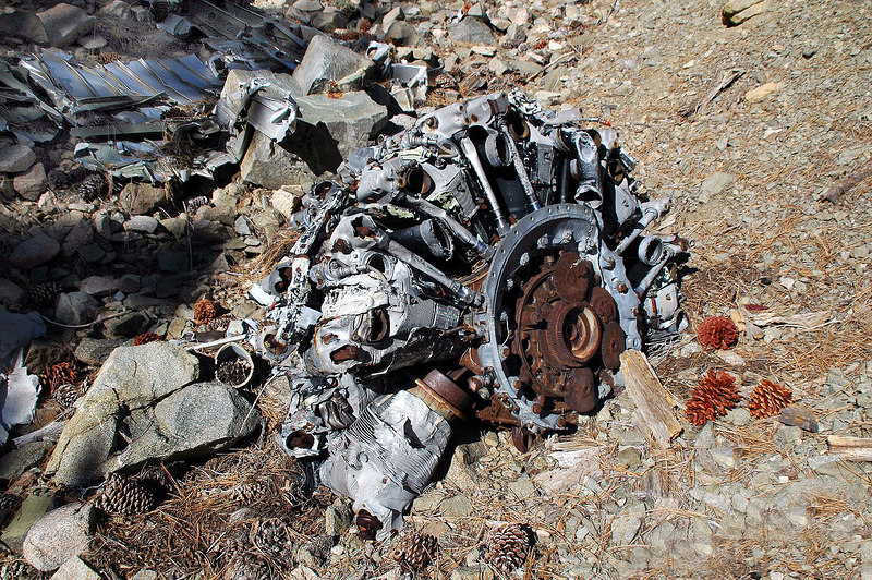 This engine is in better shape than the other one.