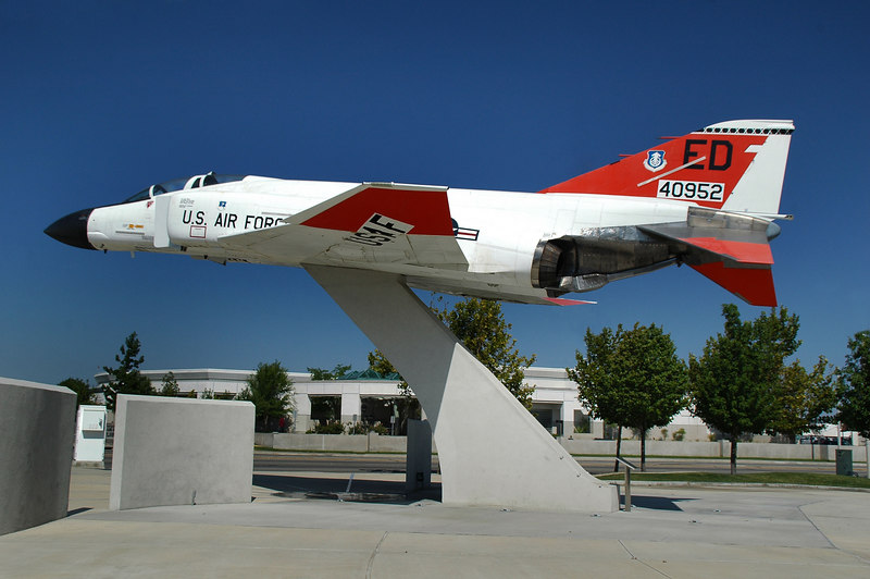 The USAF F-4D #64-0952