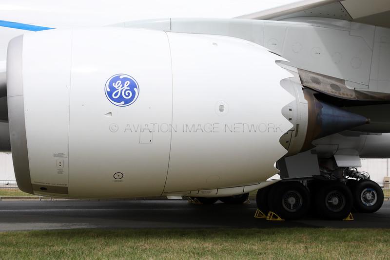 General Electric GEnx Engine