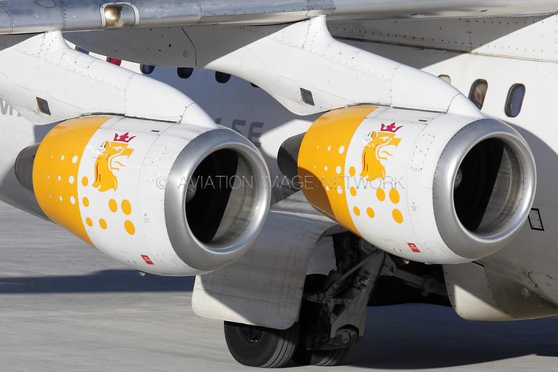 SE-DSS | Avro RJ100 | Malmo Aviation