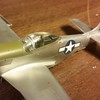 151110 P-51D.  I'm pleased with the windscreen and canopy.