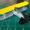 111207 SOC-3 Top wing installed and rigging secured through lower wing.