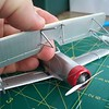 111207 SOC-3 - Ready to install top wing assembly and pull rigging through lower wing.