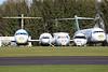 EZ-A102 | EZ-A106 | Boeing 717-22K | Turkmenistan Airlines