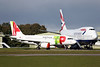 CS-TTV | G-BYGA | Airbus A319-112 | Boeing 747-436 | TAP Air Portugal | British Airways