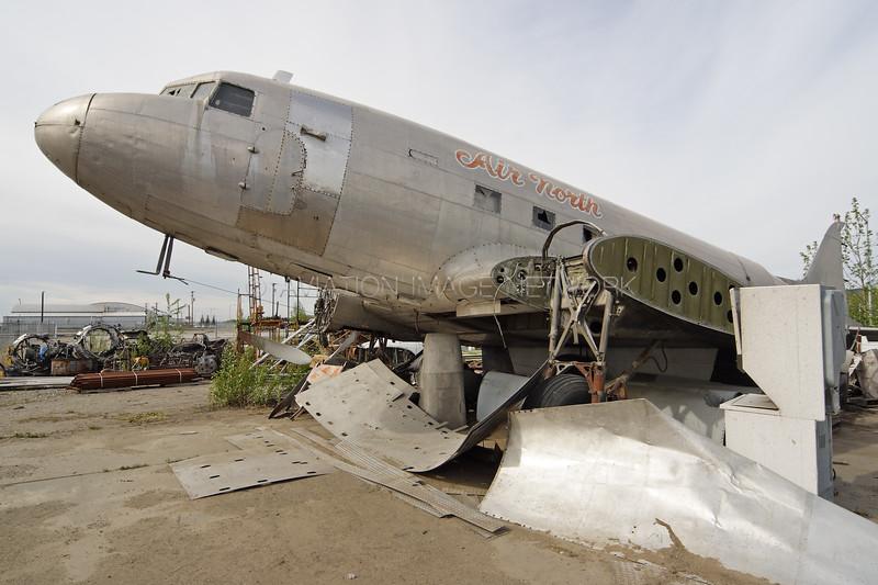 N95460 | Douglas C-47A | Air North