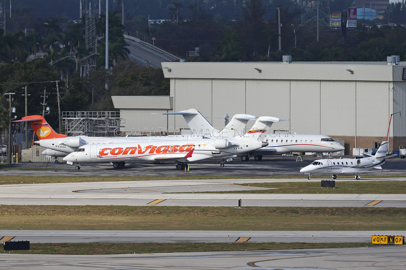 YV1115 | YV2088 | Bombardier CRJ-701 | Conviasa