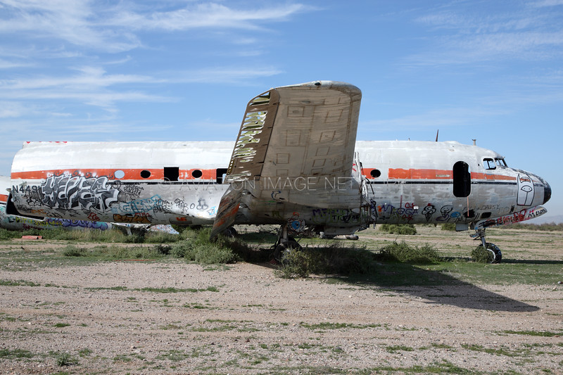 N44915 | Douglas C-54B Skymaster | Bigert Aviation