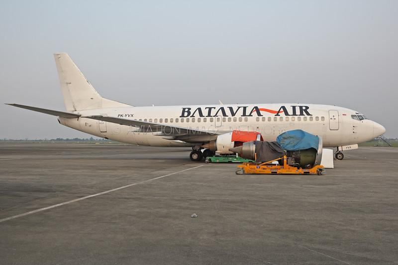 PK-YVX | Boeing 737-33A | Batavia Air