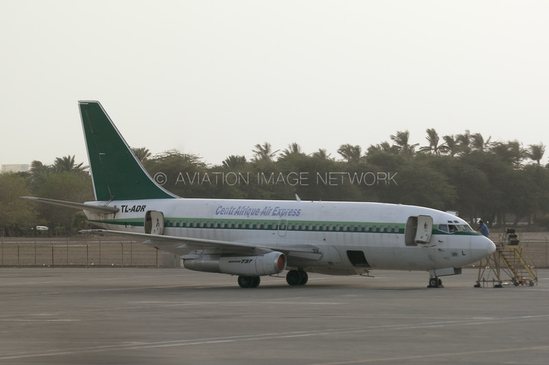 TL-ADR | Boeing 737-268 | CentrAfrique Air Express