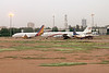 TL-ADU | Boeing 737-247 | Lobaye Airways | ST-ARI | Boeing 707-3J6C | Sudanese States Aviation | ST-AVI | Antonov An-26 | Avia Trans Air Transport