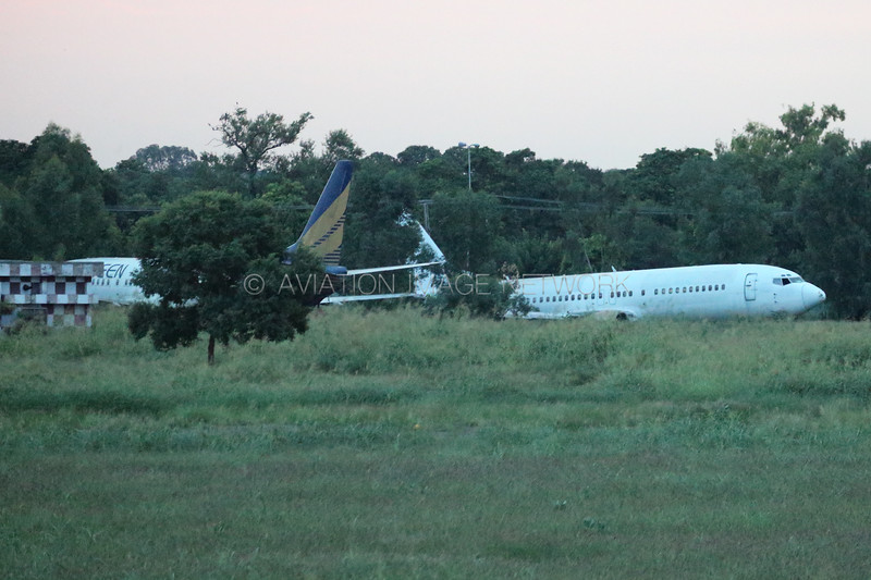 AP-BJN | AP-BJO | Boeing 737-4H6 | Shaheen Air