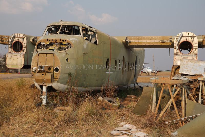 AF314 | de Havilland Canada DHC-5D Buffalo | Zambia Air Force