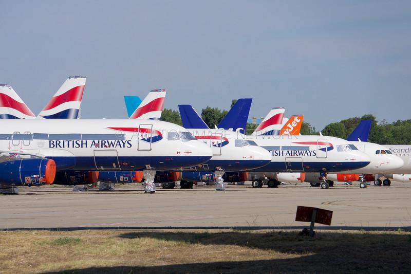 Airbus A320-232 | British Airways