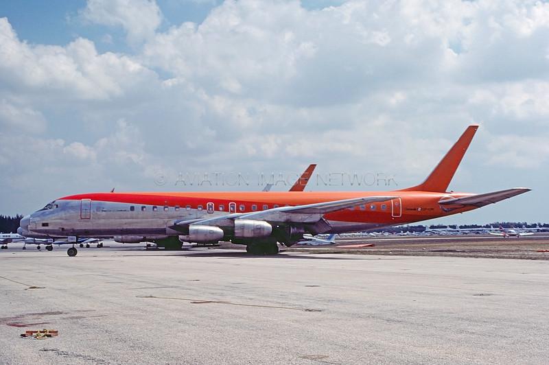 CF-CPI | Douglas DC-8-43 | CP Air