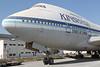 J2-SHF   Boeing 747SP-09   Kinshasa Airways