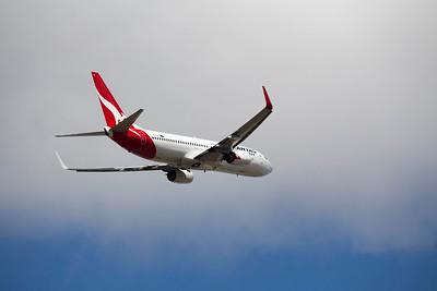 Qantas Airways Boeing 737